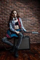 electric guitar music