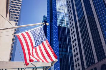 American Flag Fototapete