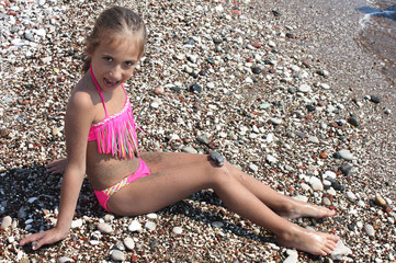 little girls in bikinis photos royalty free images graphics