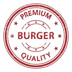 Burger stamp. Burger rubber stamp. Vector Burger stamp. Burger Grunge stamp. Roter stempel. Vintage Burger Stamps.
