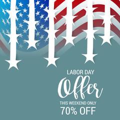 USA Labor Day.