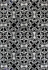 thailand tile pattern texture