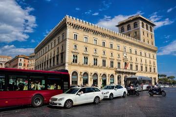 Foto op Canvas Havana Rom, Piazza Venezia
