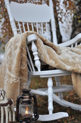 Jesienny relaks w ogrodzie