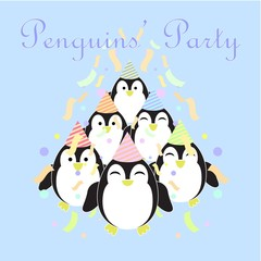 Penguins Party