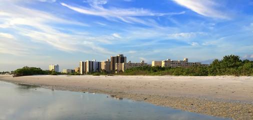 Fort Myers Beach Skyline
