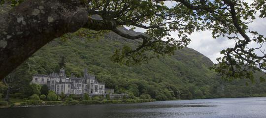 Kylemore Abbey westcoast Ireland