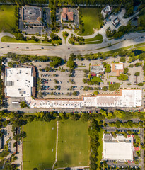 Urban Aerial Photography