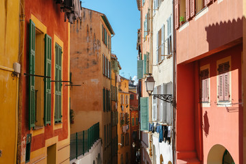 The Old Town, Nice