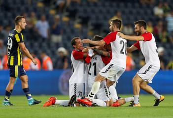 Europa League - Playoffs – Fenerbahce S.K vs FK Vardar