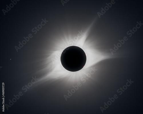 Fototapete Total Eclipse 2017