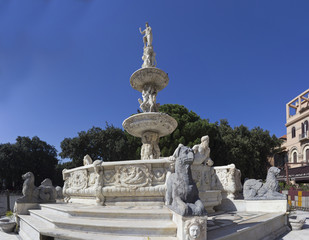 Messina fountain