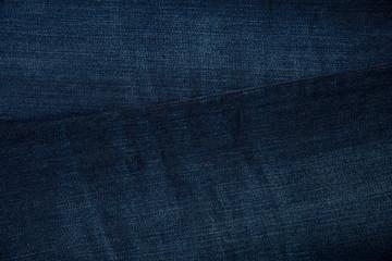 Denim grunge texture. Jeans close-up