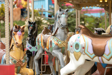 Luna park - Carousel Horse