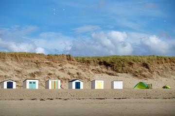 Texel beachcabins