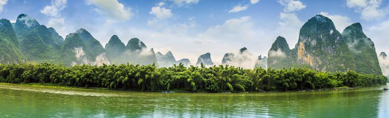 Guilin Lijiang beautiful natural scenery