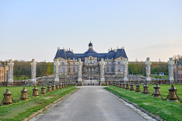 Vaux-le-Vicomte, Maincy France