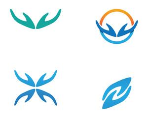 Vector - Hand stylized logo
