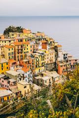 Colorful Cinqueterre Apartments