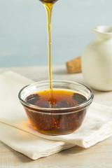 Raw Organic Dark Agave Syrup