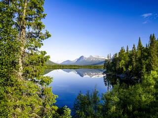 Storfjället Nationalpark, Schweden, Norrland, Lappland
