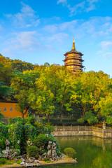 Hangzhou West Lake beautiful landscape