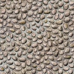 Seamless background of small stones.High-resolution seamless texture