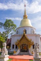 タイ北部 チェンマイの寺 ワットwat