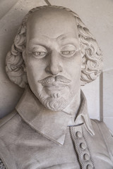 William Shakespeare Bust in London