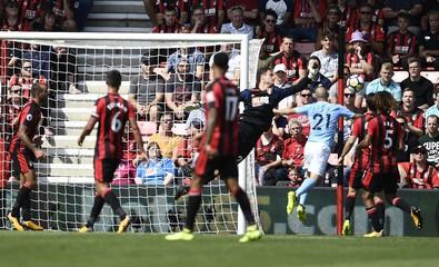 Premier League - AFC Bournemouth vs Manchester City