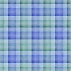 Blue Plaid textured Fabric Background that is seamless and repeats.High-resolution seamless texture
