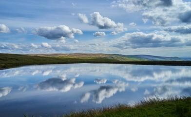 Brun Clough Reservoir, West Yorkshire