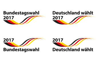 Deutschland wählt 2017, Bundestagswahl