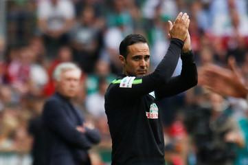 Bundesliga - SV Werder Bremen vs Bayern Munich