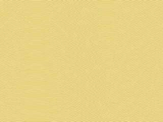 Gold abstract striped background - embossed surface.  3D effect. Vector illustration.