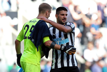 Premier League - Newcastle United vs West Ham United