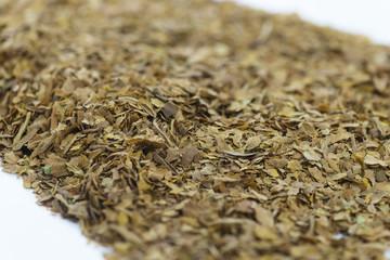 natural unprocessed tobacco