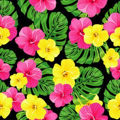 Hawaii pattern seamless