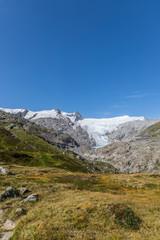 Glacier Nature Trail Innergschloess Matrei East Tyrol
