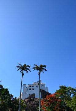 convento da Penha em Vila Velha -ES