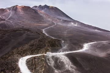 Vulcano Etna - Sicilia - Italia