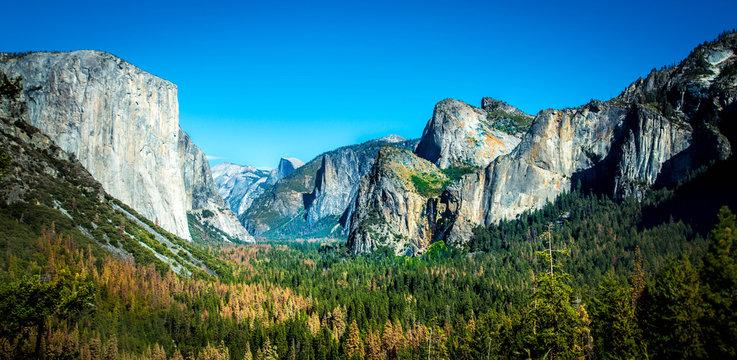 Yosemite Valley November 2016