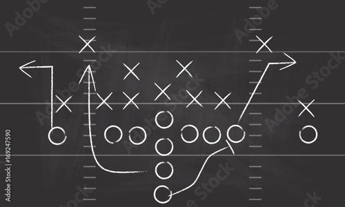 500_F_169247590_VkRVlsh83bCnLrFBv4lIJeja21XGi2d4 vector football play football america nfl american football