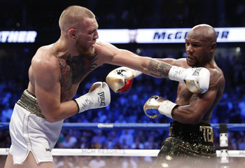 Floyd Mayweather Jr. vs Conor McGregor