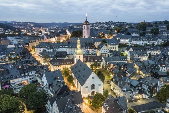 City of Siegen, Germany