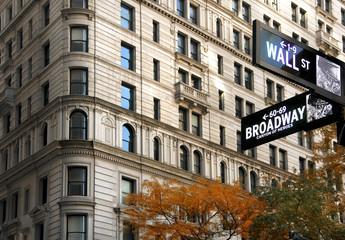 New York City - Manhattan Financial District