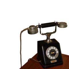 Altes Telefon, qu.