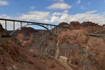 Papiers peints Route 66 Hoover Dam, USA