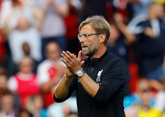 Premier League - Liverpool vs Arsenal