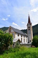 Kath. Pfarrkirche hl. Leonhard in Ried im Oberinntal - Tirol